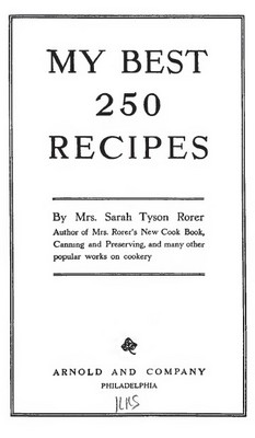 Product picture 250 Best Recipes, Salad Recipes, Meat Recipes, Soup Recipes