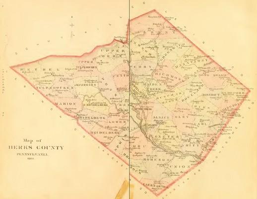 Product picture Genealogy Berks County, Pa, Penn History Pennsylvania